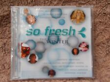 SO FRESH WINTER 2002,(U2,GRINSPOON,TOYA,ALICIA KEYS,SELWIN,PINK) C.D.NEW