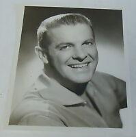 circa 1950s photo ~ ROBERT CUMMINGS head shot