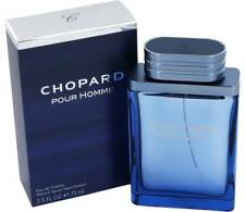 Chopard Pour Homme 75ml EDT Spray Mens Genuine Perfume Sealed Box Discontinued