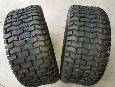 2 - 15x6.00-6 4P Deestone Turf Lawn Mower Tires DS7026