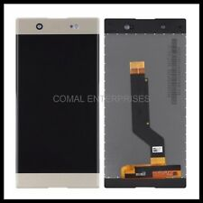 Sony Xperia XA1 Ultra LCD Display Screen and Digitizer Full Assembly Part - GOLD