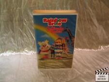 Rainbow Brite - San Diego Zoo Adventure (VHS, 1987) Large Case