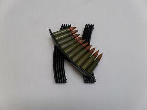 New 10 PCS Steel 10 Round SKS 7.62x39 Loader Reload Stripper Mag Clips US seller
