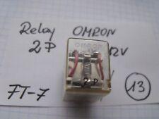 Yaesu FT-7  Relay  OMRON  2P.
