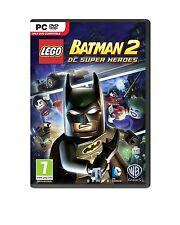 PC Computer Spiel Lego Batman 2 II DC Super Heroes NEU