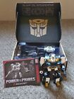 Transformers Selects Power Of The Primes Ricochet 100% Complete