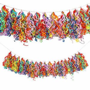 Swirl Tassel Garland - Party Decor - 1 Piece