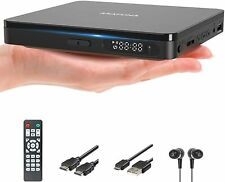 Mini Hd Dvd Players All Region Portable Dvd/Cd Player with Hdmi/Headphone for Tv