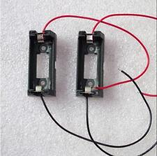 CR123A Battery box Battery Holder with 15CM 10PCS