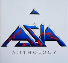 Asia - Anthology (1997 16 TRACK UK CD COMPILATION) VGC **Fast Free Post**