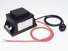 Sicherheitstrafo für Styroporschneider 230V / 0 - 40V einstellbar 200VA Strobelt