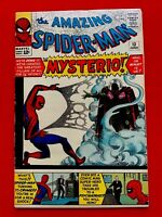 Amazing Spider-Man #13 1st Appearance Mysterio. Key Issue Comic