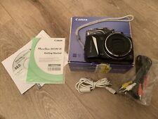 New ListingCanon PowerShot Sx130 Is Digital Camera. Original Box/Accessories Included.