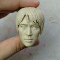 Free Shipping 1/6 scale Custom Head Sculpt Stephen Chow Shaolin Soccer unpainted