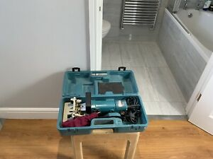 Makita 3901 Biscuit Jointer 240v Used