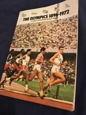 The Olympics 1896-1972 Book Published By Esso Petroleum 1972