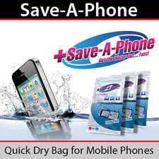 Save-A-Phone - Quick Dry System for Mobile Phones & Electronics