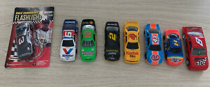 NASCAR Lot of LOOSE 1/43 Scale Diecast Cars Earnhardt Sr Wallace Perry and More