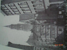 Hamburg - alte Fotografien - Catharinenkirche/Zippelhaus 1883, H.d.Lembkentwiete