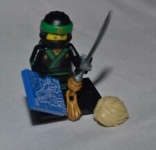 LEGO THE NINJAGO MOVIE - LlOYD GREEN NINJA #3 FIGURE # 71019 FREE SHIPPING