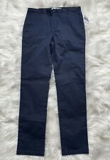 Old Navy Boys Skinny Blue Pants Size 18 Regular Standard