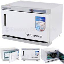 2 In 1 Hot Towel Warmer Cabinet UV Sterilizer