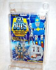 1983 Tonka GoBots Cop-Tur Enemy Robot Helicopter Resealed Card