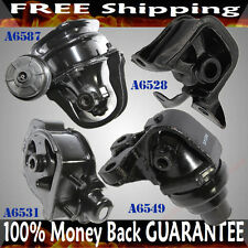 Engine Mounts&Trans Mount SET fits Acura 97 CL 2.2L 98-99 CL 2.3L