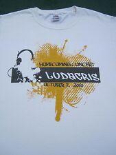 rare LUDACRIS georgia tech homecoming 2010 concert SMALL T-SHIRT