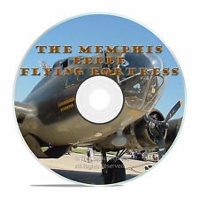 Memphis Belle, B-17 Flying Fortress, WWII Aircraft History Footage DVD, J27
