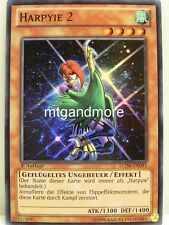Yu-Gi-Oh - 1x Harpyie 2 - LCJW - Legendary Collection 4 - Super