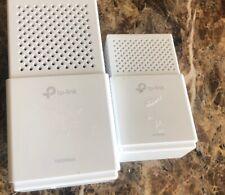 TP-LINK TL-WPA7510 Kit AV1000 Gigabit Powerline Wi-Fi Kit/ Range Extender