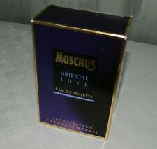Nerval Moschus ORIENTAL LOVE EAU DE TOILETTE EDT Spray 50ml in OVP - Vintage RAR