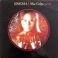 "Enigma 7"" Mea Culpa Part II - France (VG+/EX)"