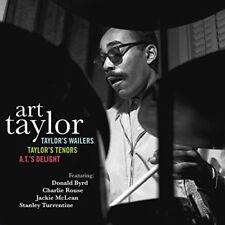 Art Taylor : Taylor's Wailers/Taylor's Tenors/A.T.'s Delight CD 2 discs (2017)
