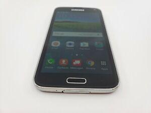 Excellent Samsung Galaxy S5 SM-G900V 16GB  Black (Verizon) Unlocked - No Burn in