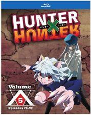 Hunter X Hunter Set 5 [New Blu-ray] Boxed Set