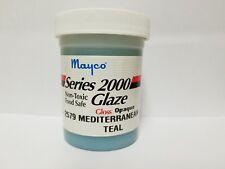 Mayco Series 2000 Ceramic Glaze Vintage 4 Oz. S-2582 Caramel Apple