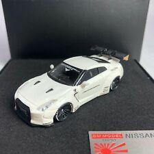 1/64 BM Model LB Works Nissan Skyline GTR R35 White
