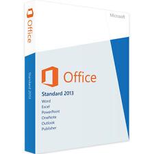 Microsoft Office 2013 Standard Windows 1PC