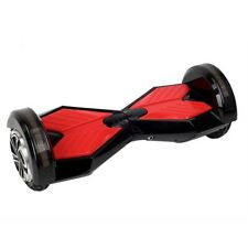 Black And Red Hoverboard With Lights And Charger Limited Edition Org. Price $549