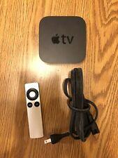 New listing Apple Tv A1469 Media Streaming 3rd Generation - Black