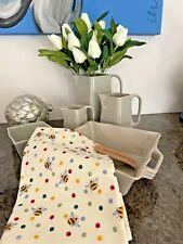 Emma Bridgewater: Bumblebee & Small Polka Dot; Tea Towel