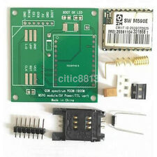 GPRS GSM-Modul M590 M590E SIM 900 1800 MHz Frequenz SMS DIY KIT Arduino UK