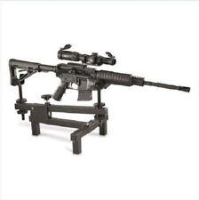 Sniper Shot Hunt Shooting Gun Rest Rifle Caliper Gun Range Bench Cradle Support