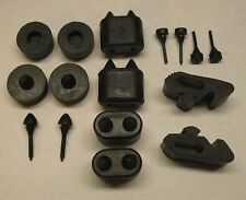 1967-1969 Chevy Camaro, Body Rubber Bumper Or Stop Kit