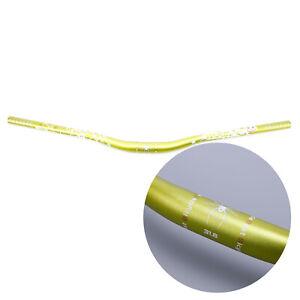 Guidon Cintre rechange pour VTT Vélo MTB Ø 31,8mm L 620mm//720mm Motif Simple