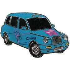 London 2012 Olympics Taxi Olympic Sports Diving Pin