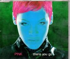 PINK THERE YOU GO 2 TRACK CD SINGLE & VIDEO FREE P&P P!NK