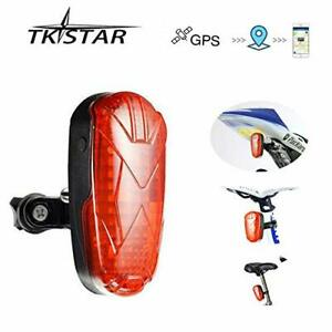 TKSTAR GPS Tracker Designed for Bicycle Small Vehicles Hidden Real-time...